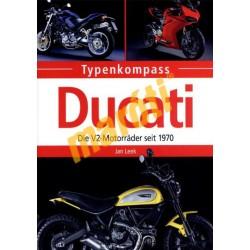 Ducati - Die V2Motorrader seit 1970