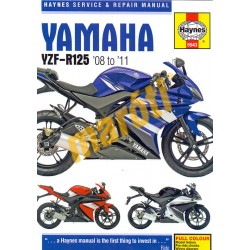 Yamaha YZF-125 2008 - 2011