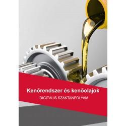 Kenőrendszer és kenőolajok digitális tanfolyam