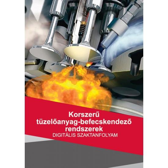 Korszerű tüzelőanyag-befecskendező rendszerek képzés