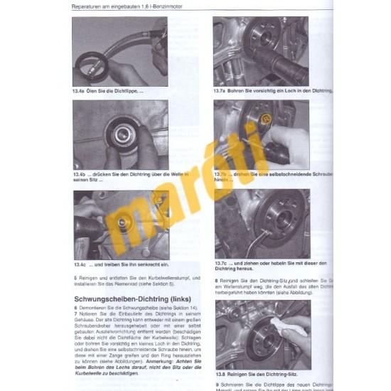 Nissan Qashqai (2007 - 2013) (Javítási kézikönyv)