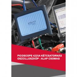 PicoScope 4225 2-csatornás oszcilloszkóp - Alap Autódiagnoszta csomag (Bemutató termék)