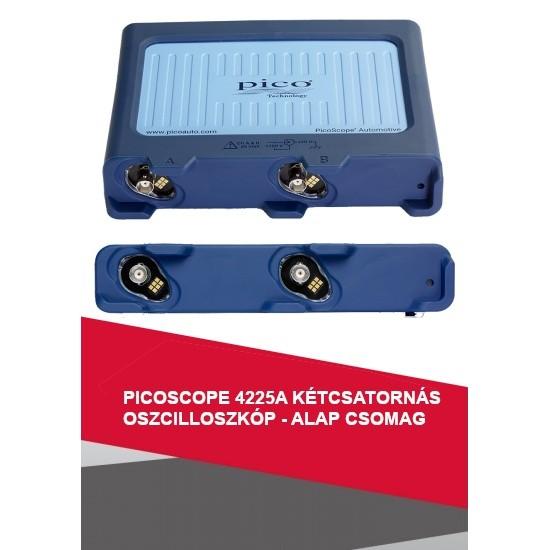 PicoScope 4225A 2-csatornás oszcilloszkóp - Alap Autódiagnoszta csomag