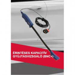 Érintéses kapacitív gyújtásvizsgáló (BNC+)
