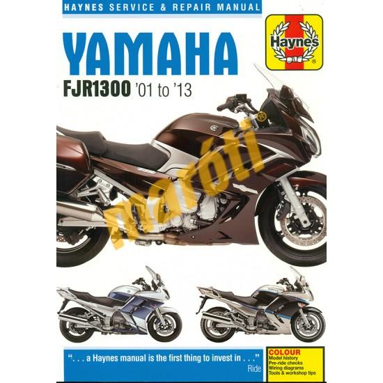Yamaha FJR1300 2001 - 2013