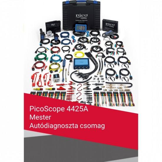 PicoScope 4425A 4-csatornás oszcilloszkóp - Mester Autódiagnoszta csomag