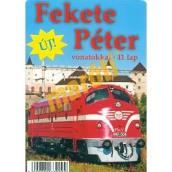 Fekete Péter - Vonatokkal