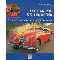 Jaguar XK - XK 120/140/150