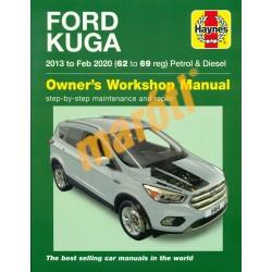 Ford Kuga (2013 - 2020)