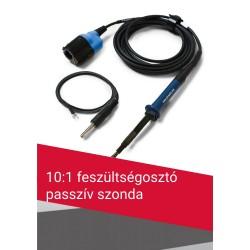 10:1 feszültségosztó passzív szonda (BNC+)