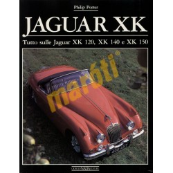 Jaguar XK Tutto suller Jaguar Xk 120, Xk 140 e XK 150