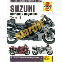 Suzuki GSX1300R Hayabusa (1999 - 2013)