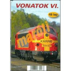 Vonatok VI.