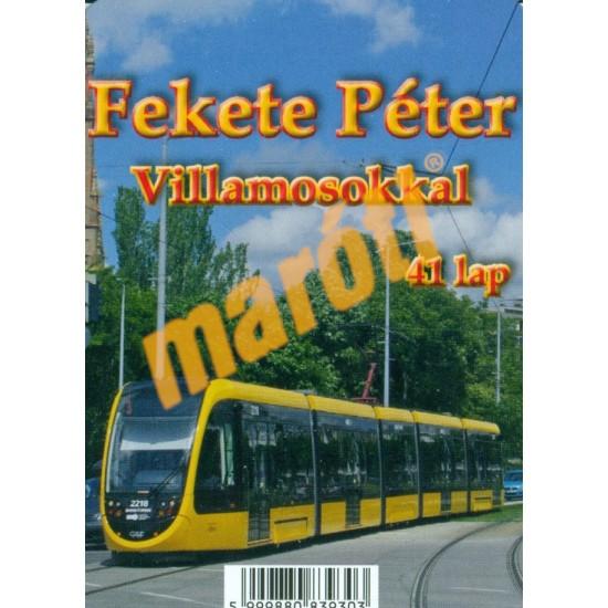 Fekete Péter - Villamosokkal