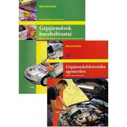 Gépjármûelektronika egyszerûen + Gépjárművek buszhálózatai akciós könyvcsomag