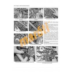 KTM 1290 Super Duke 14' to 19' (Javítási könyv)