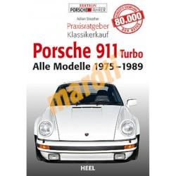 Porsche 911 Turbo Alle Modelle 1975-1989