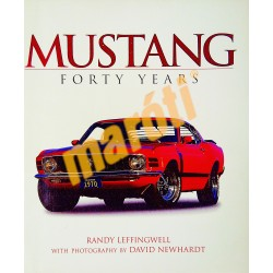 MUSTANG FORTY YEARS (Használt)