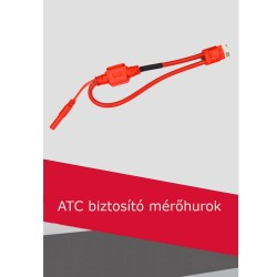 ATC biztosító mérőhurok