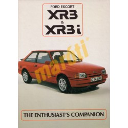 Ford Escort XR3 & XR3i
