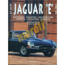 La Guide Jaguar E Serie I.- Serie II.