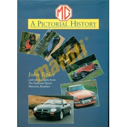 MG A Pictorial History