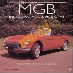MGB Including MGC & MGB GT V8