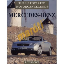 The Illustrated Motorcar Legends - Mercedes-Benz
