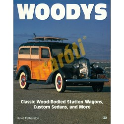 Woodys Classic Wood-Bodied Station Wagons, Custom Stedans and More