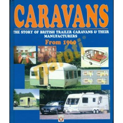 Caravans - The story of British trailer caravans & their manufacturers