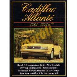 Cadillac Allanté 1986-1993
