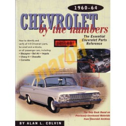 Chevrolet by the numbers - Essential Chevrolet Parts Reference