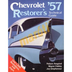 Chevrolet 1957 Restorers - Technical Guide