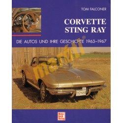 Corvette Sting Ray 1963-1967