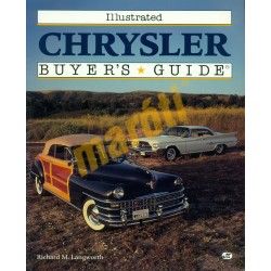 Chrysler Illustrated Buyers Guide