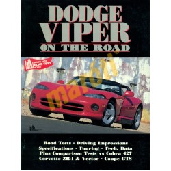 Dodge Viper On The Road